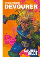 Judge Anderson: Devourer Limited Edition Novella
