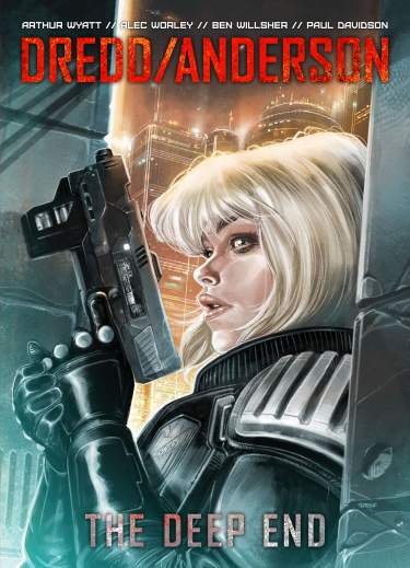 DREDD / ANDERSON: The Deep End