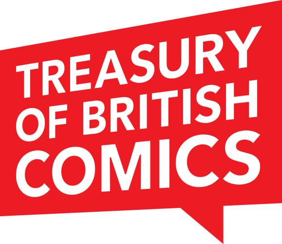 Treasury of British Comics