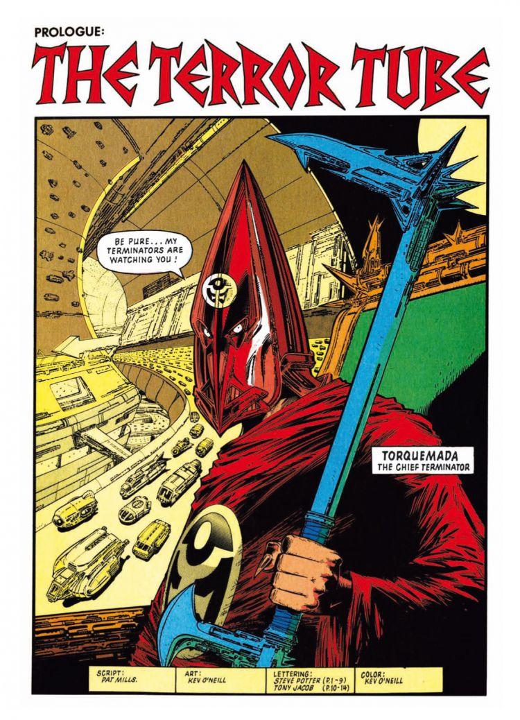 Nemesis Comic Pdf