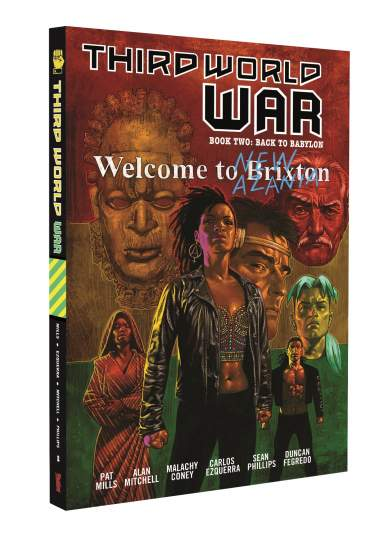Third World War book 2 Webshop Exc. Cover