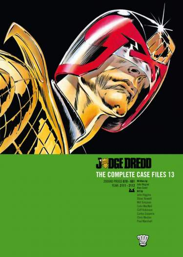 Judge Dredd: Case Files 13