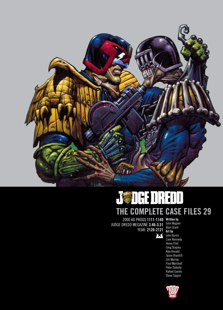 Judge Dredd: Case Files 29