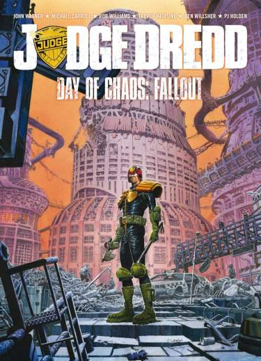 Judge Dredd Day of Chaos: Fallout