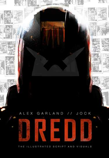 DREDD Screenplay (Paperback)