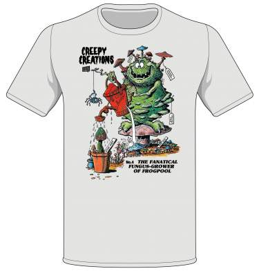 Creepy Creations T-shirt