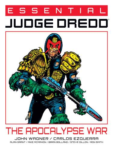 Essential Judge Dredd: Apocalypse War