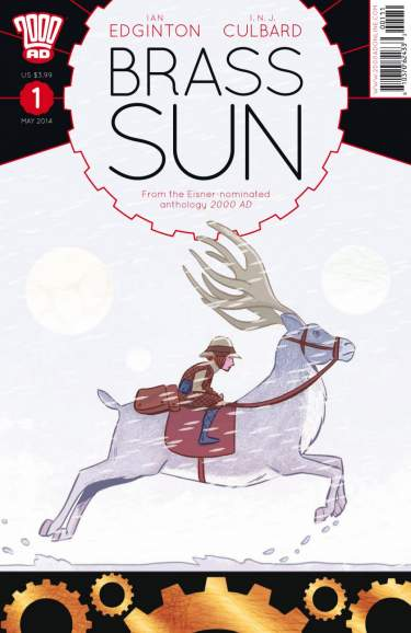 Brass Sun Issue #1