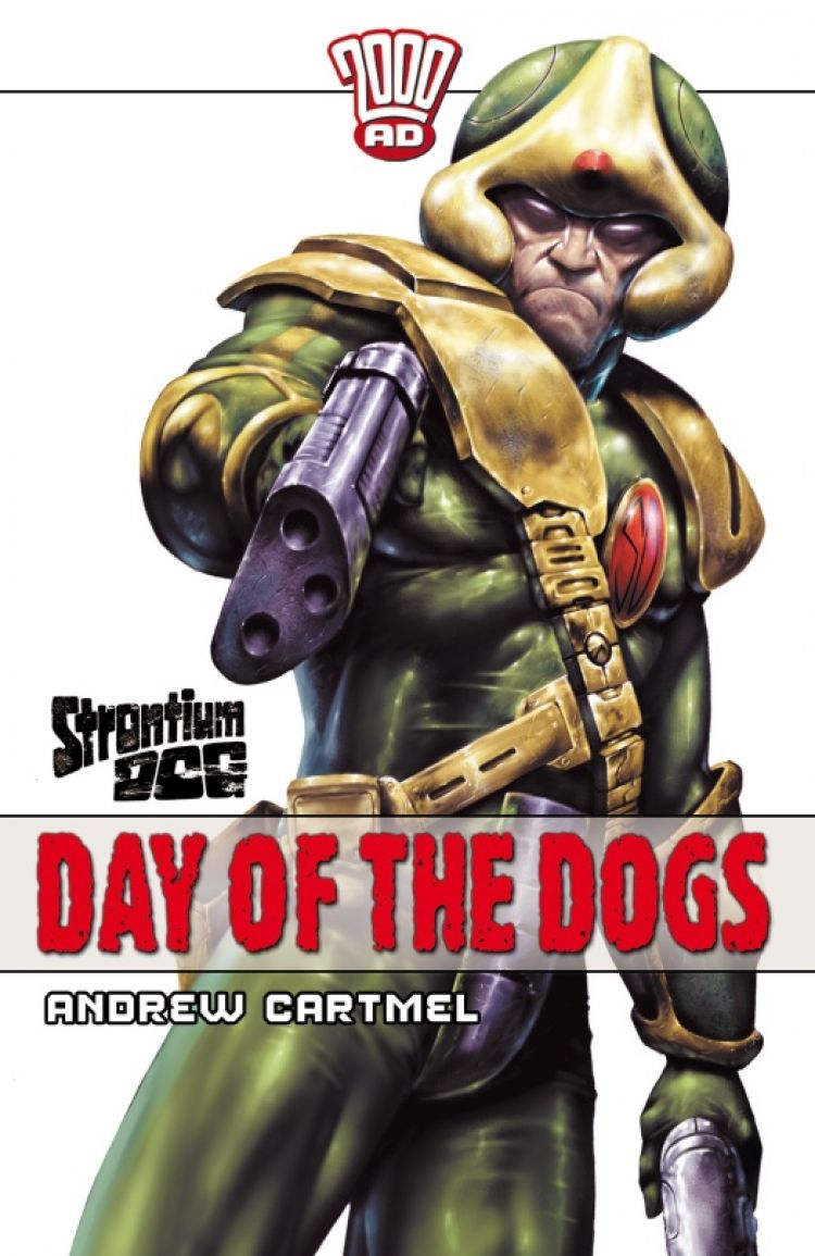 Strontium Dog: Day of the Dogs