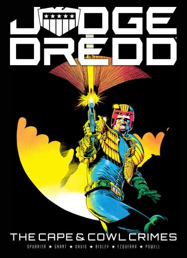 Judge Dredd: The Cape & Cowl Crimes