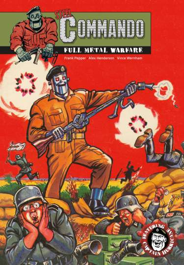 Best of Steel Commando