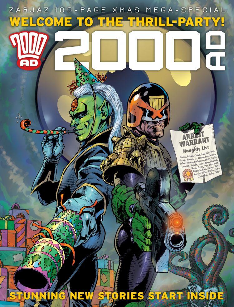 2000 AD Prog 2111