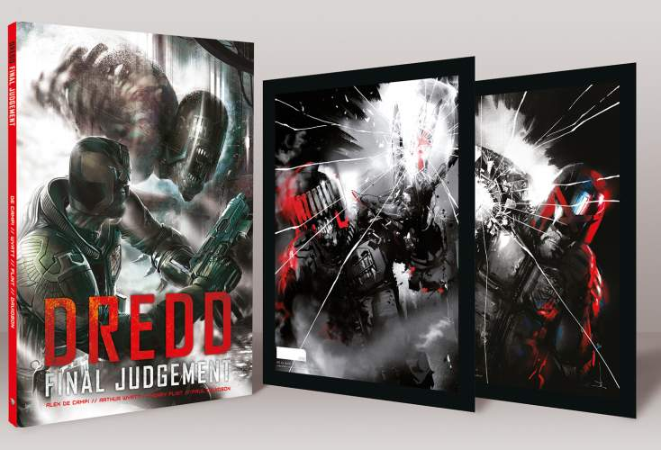 Dredd: Final Judgement - Special Edition