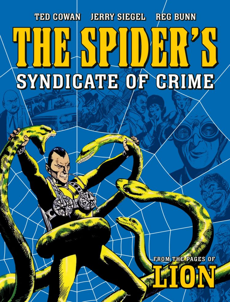 The Spider: Syndicate of Crime (book 1)