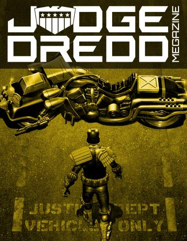 2013 Complete Judge Dredd Megazine Collection