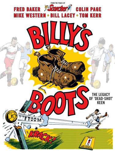 Billy's Boots volume 1