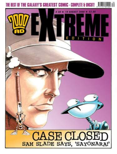 Extreme Editions Issue 30