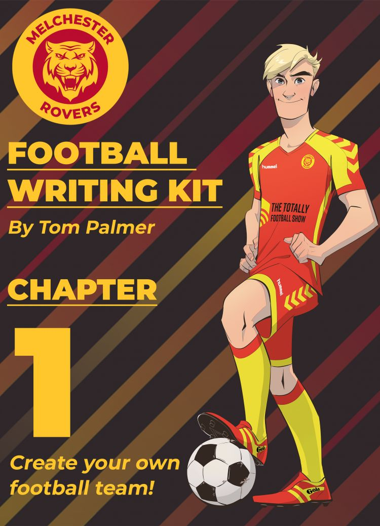Football Writing Kit: Chapter One – Create your own football team!