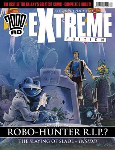 Extreme Editions Issue 29