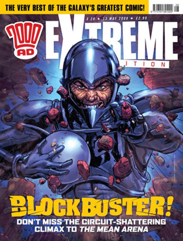 Extreme Editions Issue 28