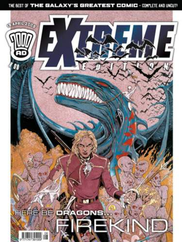 Extreme Editions Issue 8