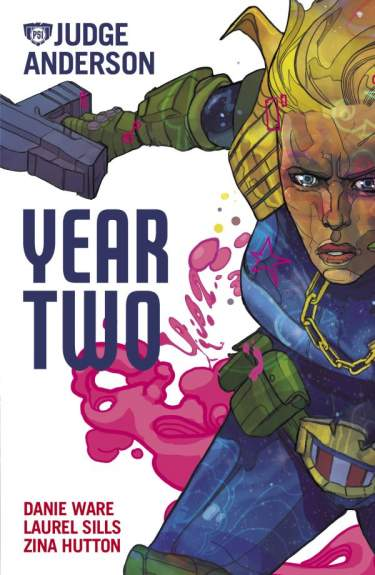 Judge Anderson: Year Two Omnibus