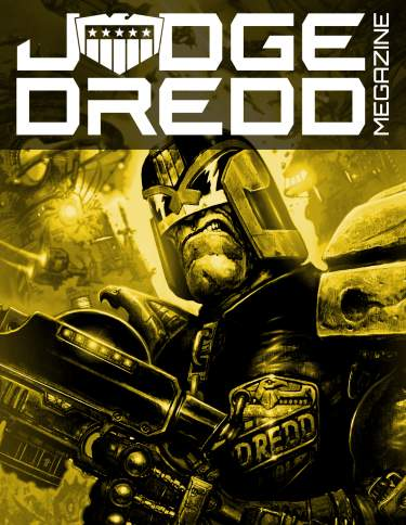 2011 Complete Judge Dredd Megazine Collection