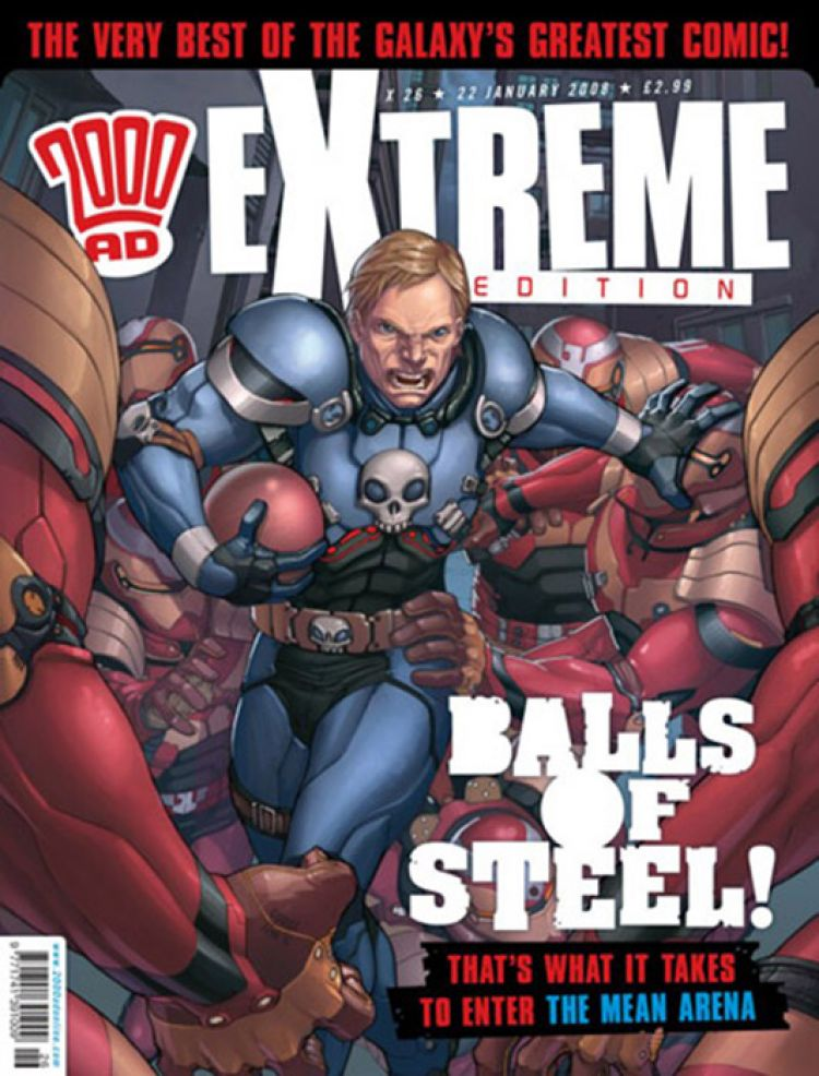 Extreme Editions Issue 26