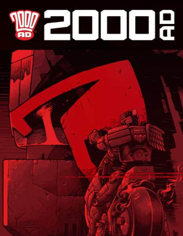 2016 Complete 2000 AD Prog Collection