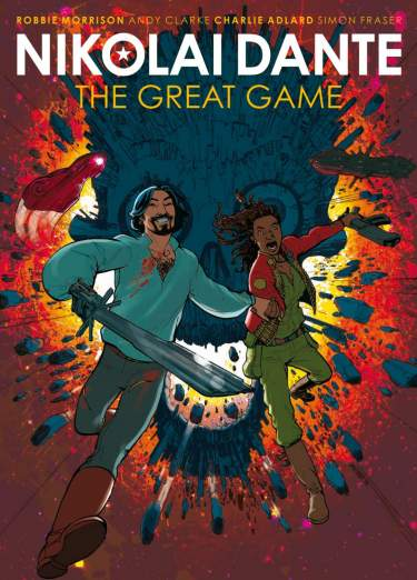 Nikolai Dante 02: The Great Game