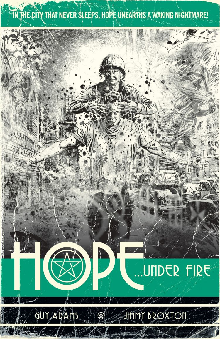 Hope… Under Fire