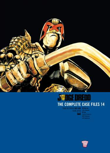 Judge Dredd: Case Files 14
