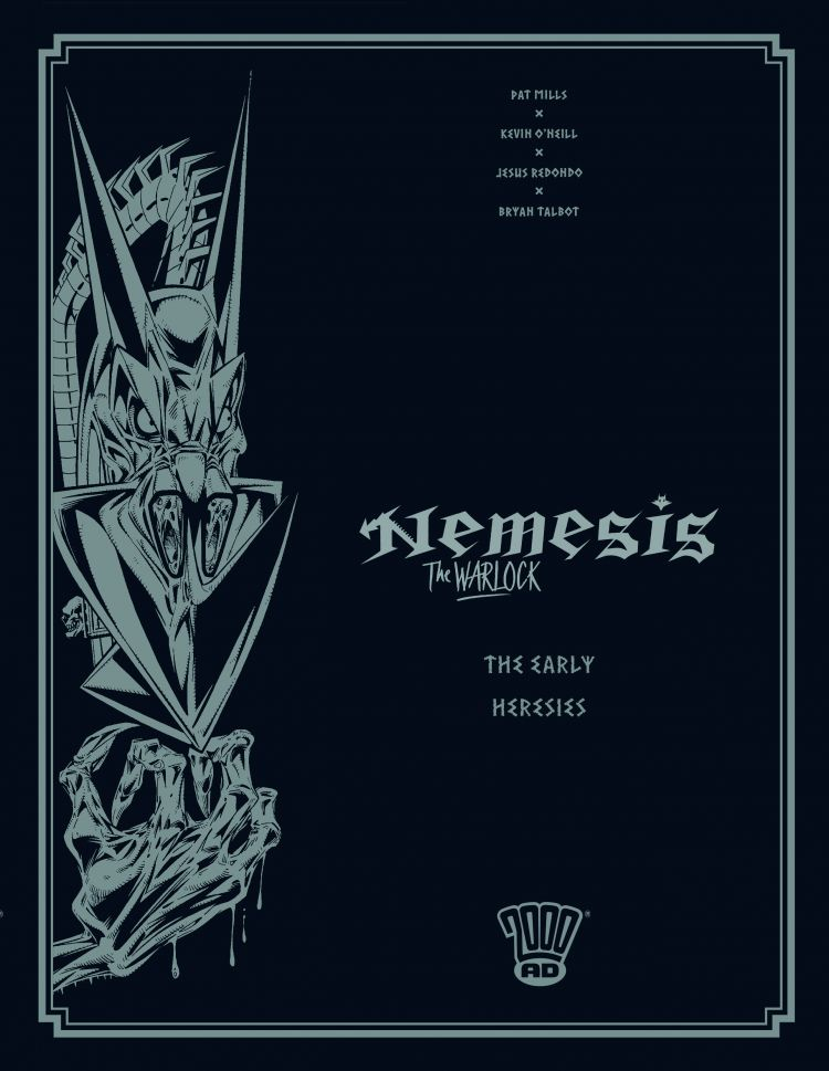 Nemesis the Warlock: The Early Heresies - LIMITED HARDBACK EDITION