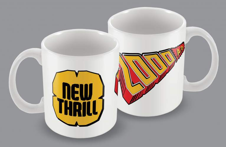 New Thrill Mug