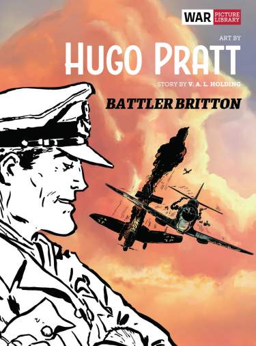 War Picture Library: Battler Britton by Hugo Pratt