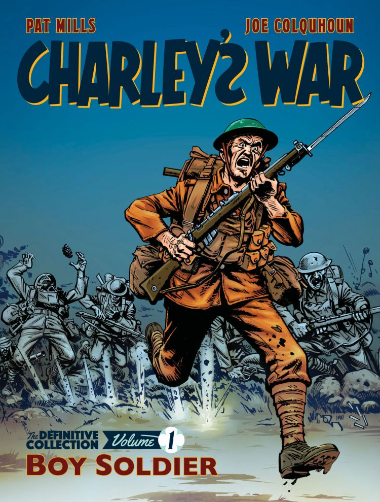 Charley's War Volume 01