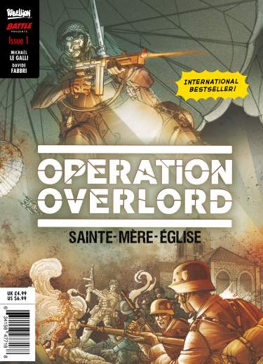 Operation Overlord Issue #1