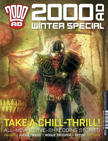 2000 AD Winter Special 2014