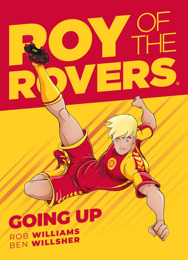 Roy of the Rovers: Going Up