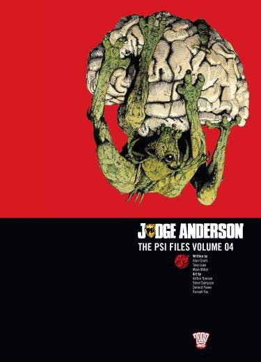 Judge Anderson Psi Files Volume 04