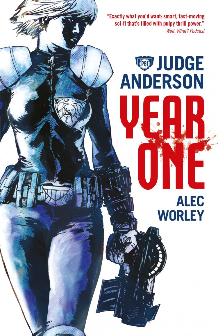 Judge Anderson: Year One Omnibus