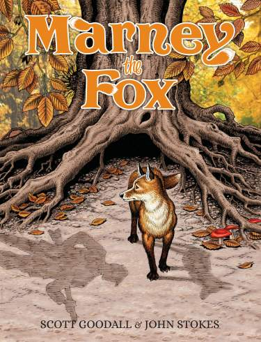 Marney the Fox [Hardcover]