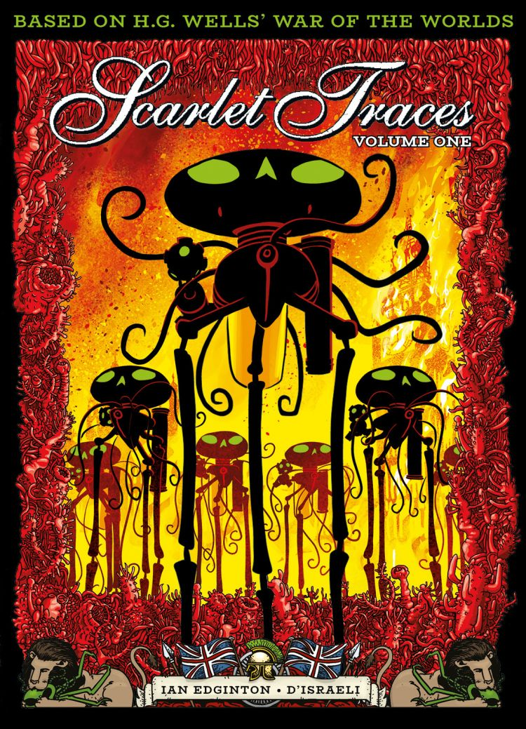 Scarlet Traces Volume 01