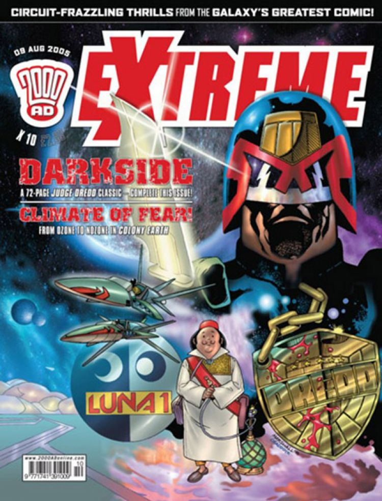 Extreme Editions Issue 10