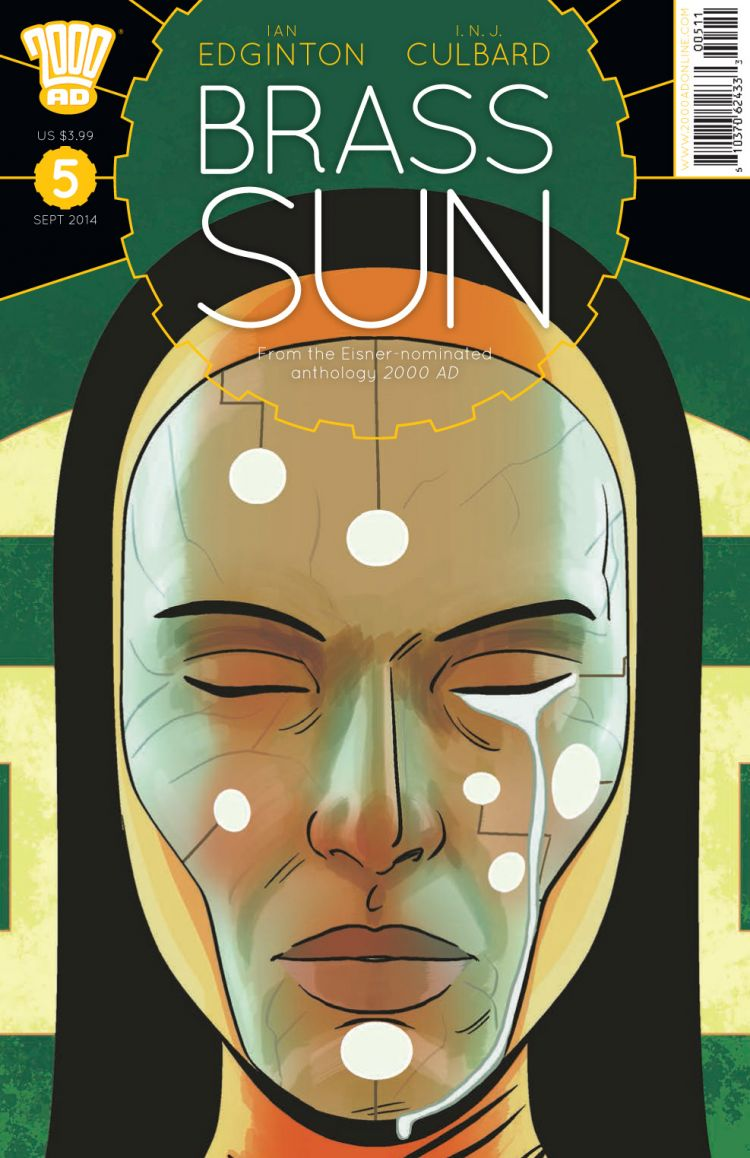 Brass Sun Issue Five