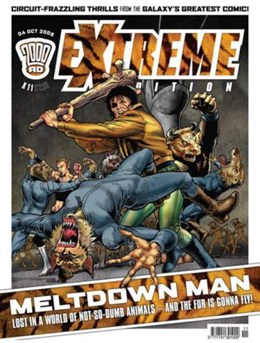 Extreme Editions Issue 11