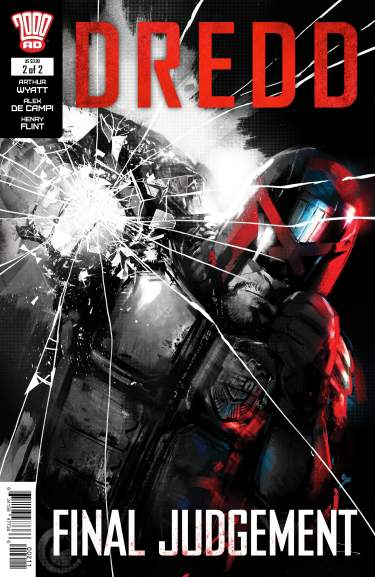 DREDD: Final Judgement # 2