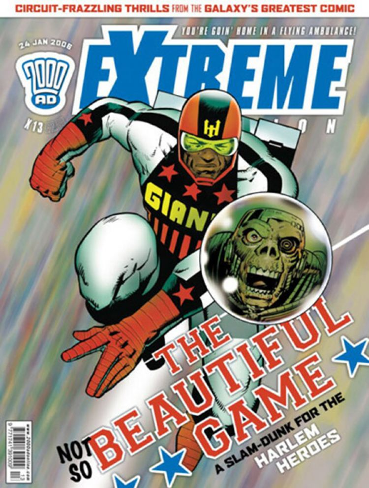 Extreme Editions Issue 13