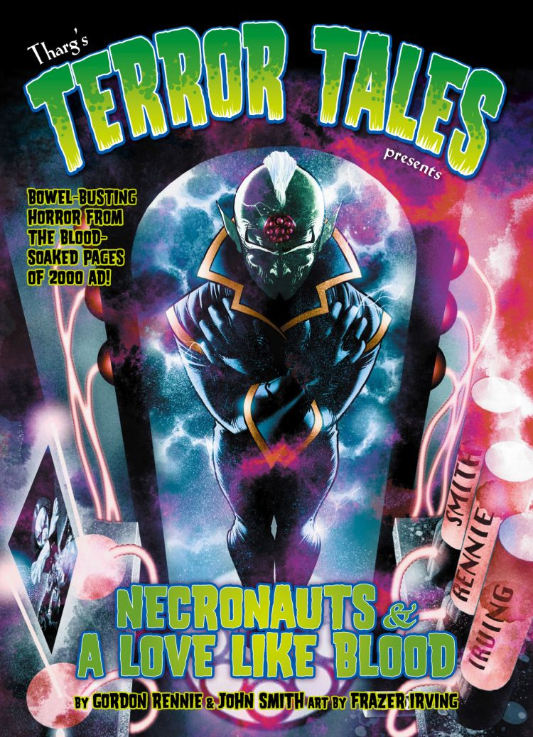 Tharg's Terror Tales