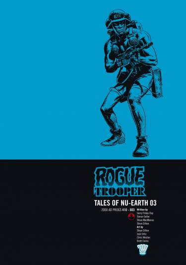 Rogue Trooper: Tales of Nu-Earth 03